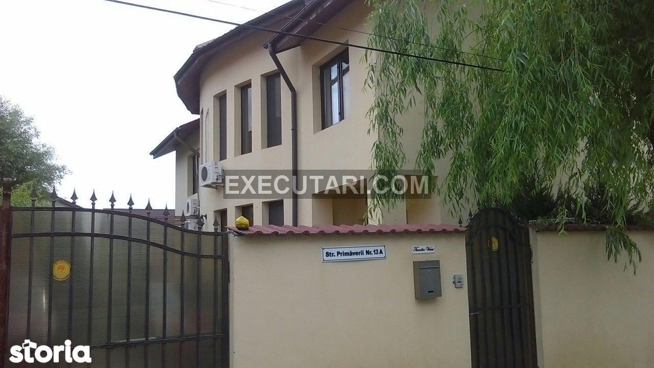 Casa de vanzare, București (judet), Strada Primăverii - Foto 1