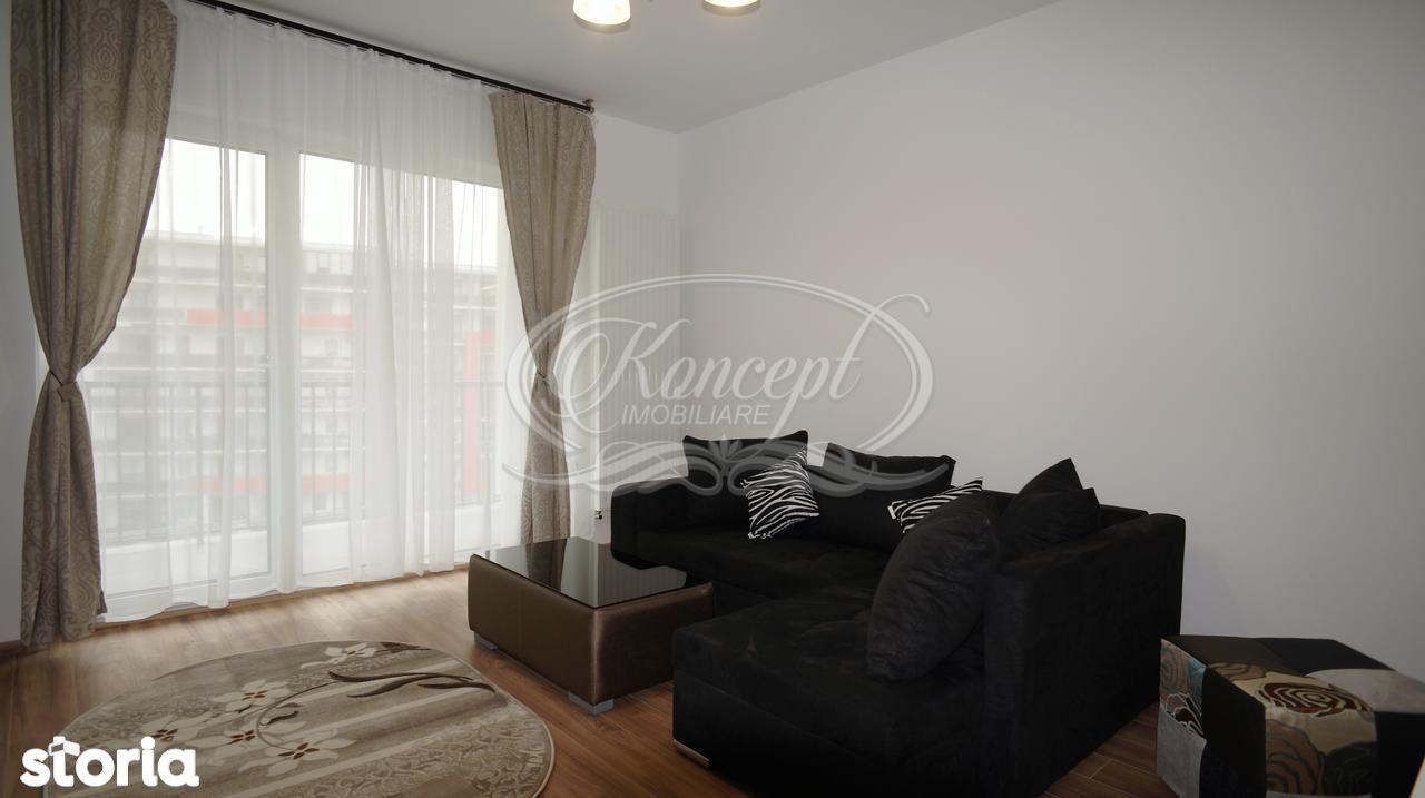 Apartament de inchiriat, Cluj (judet), Strada Ștefan Luchian - Foto 3