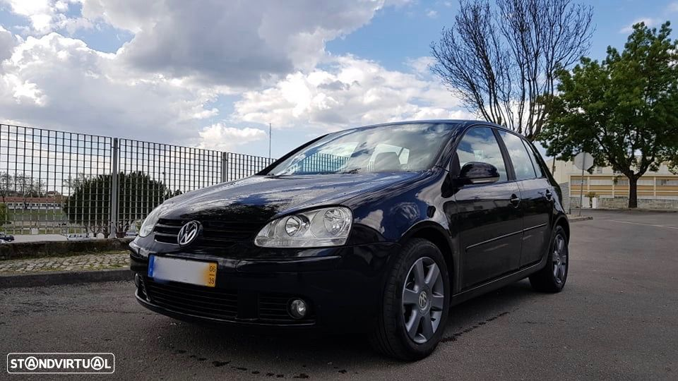 VW Golf 1.9 TDI 6V - 3
