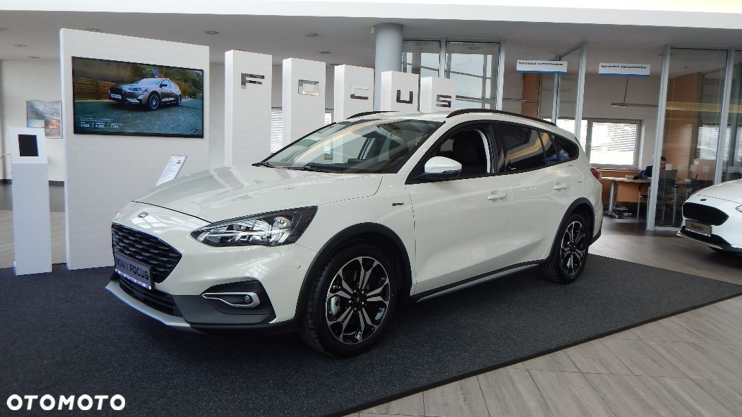 Ford Focus ACTIVE Business 1.5 EcoBoost 150KM M6 2019 FULL OPCJA promocja! - 6
