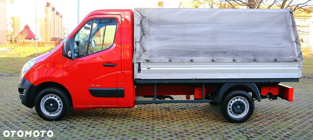 Renault master  2,3 DCI 125ps jak NOWY - 21