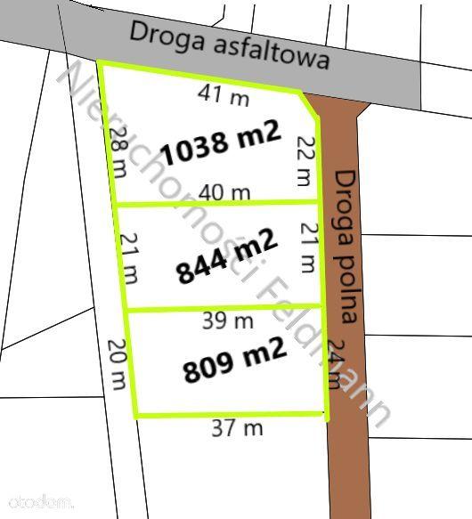 Działka na sprzedaż, Tarnowskie Góry, Bobrowniki - Foto 2