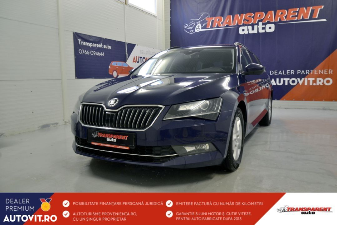 Škoda Superb - 1