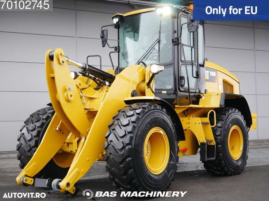 Caterpillar 926M 2 year full warranty - more units available. - L60 size - 2