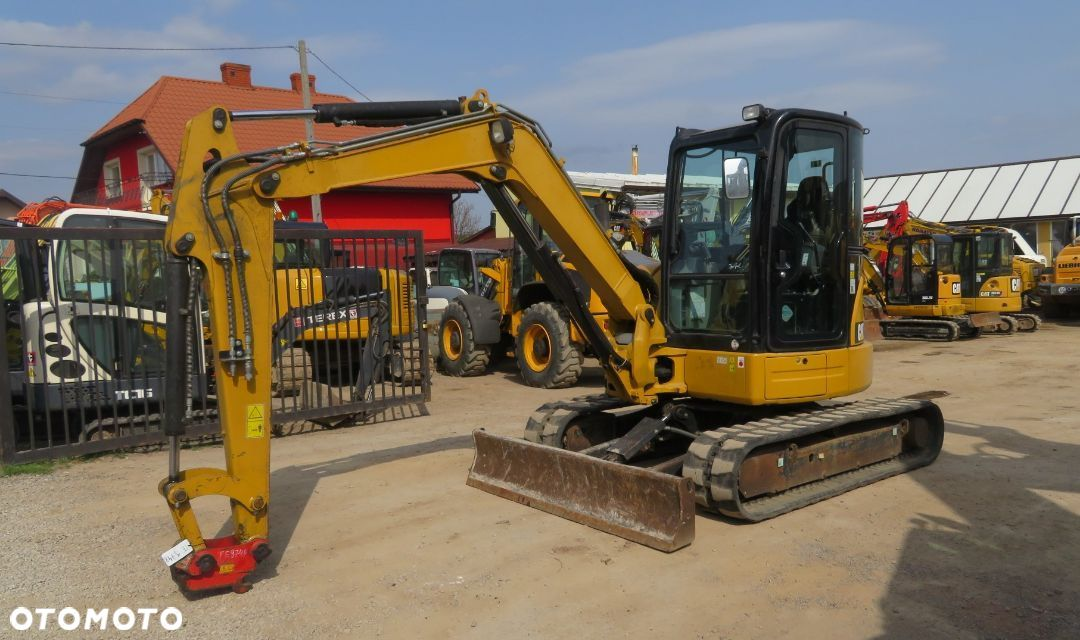 Caterpillar CAT 305 E 302.7 D 303.5 308 - 2