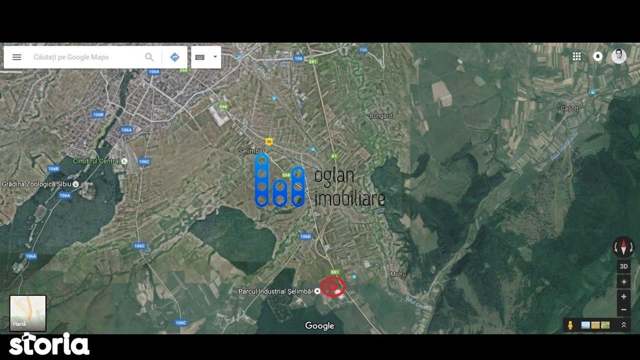 Teren de Vanzare, Selimbar, Sibiu - Foto 4