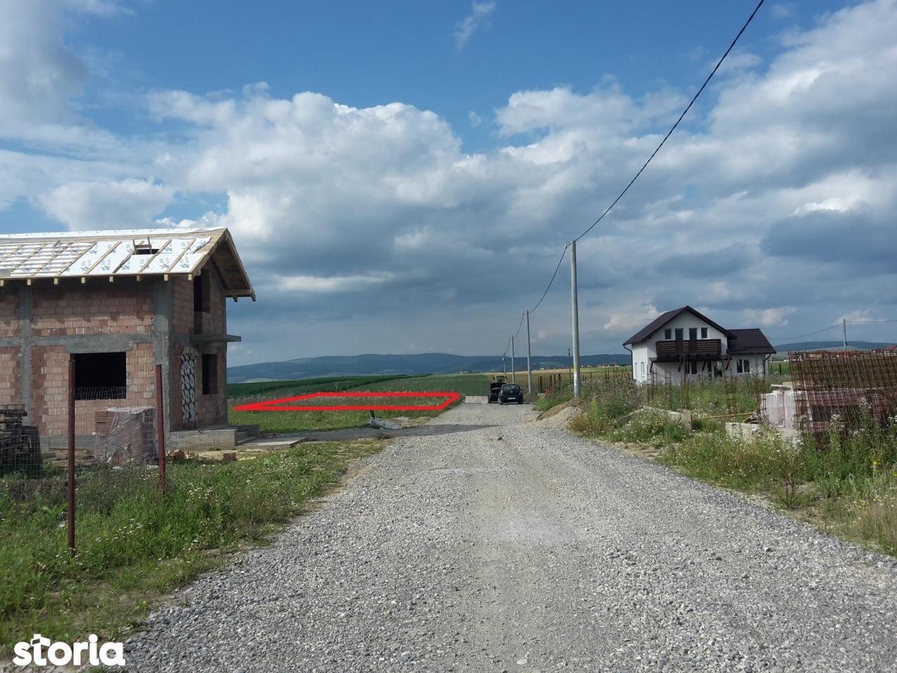 Teren de Vanzare, Brașov (judet), Sânpetru - Foto 5