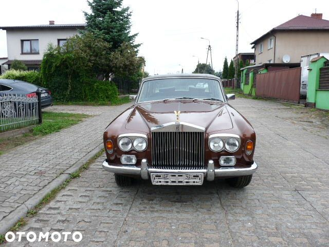 Rolls-Royce Silver Shadow - 3