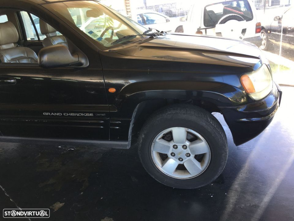Jeep Grand Cherokee Limited - 1