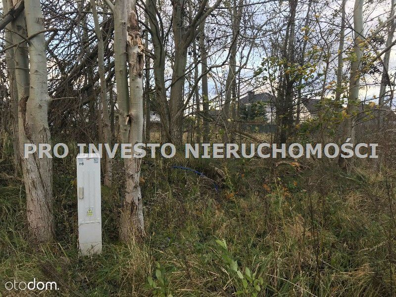 Działka na sprzedaż, Skórzewo, poznański, wielkopolskie - Foto 1
