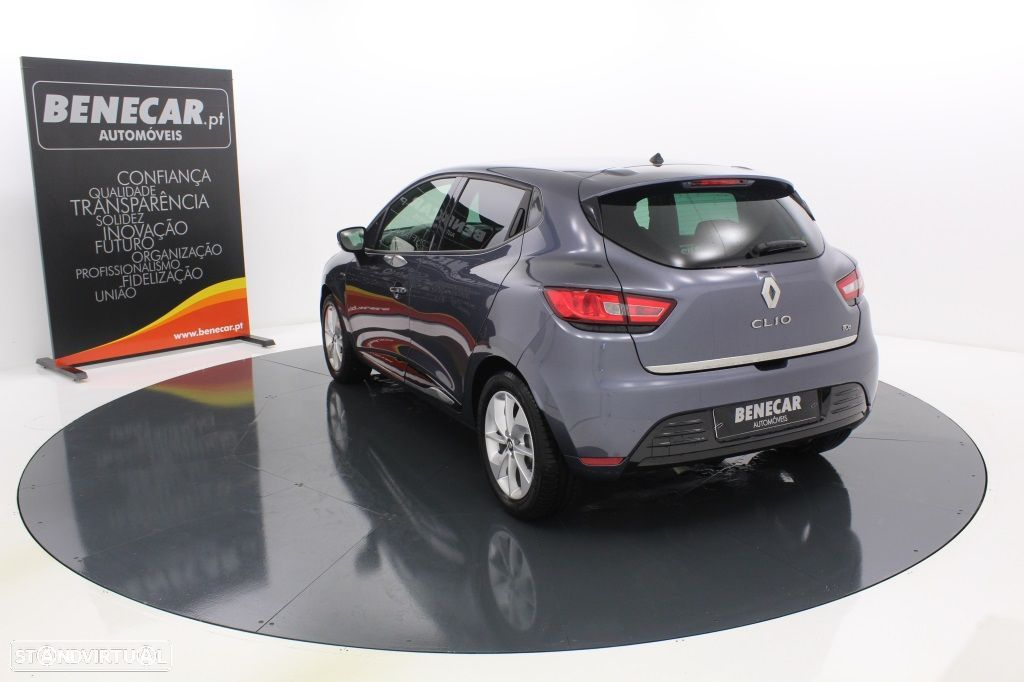 Renault Clio tCe Limited Edition 90cv S/S - 5