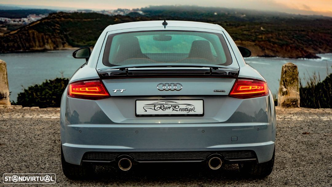 Audi TT 20 Years Limited Edition - 18