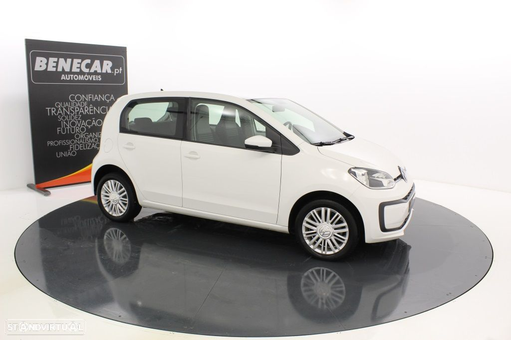 VW Up 1.0 Move Up! - 10