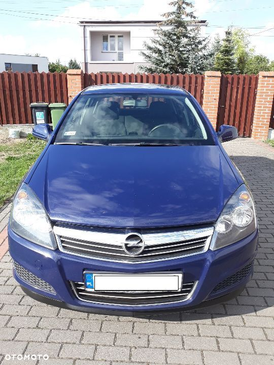 Opel Astra OPEL Astra A H; 1,6; salon PL z lis 2012; osoba prywatna - 8