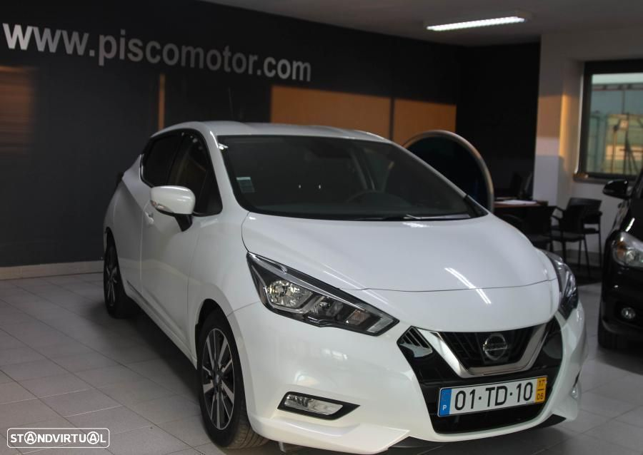 Nissan Micra 1.5 DCI Acenta Connect - 1