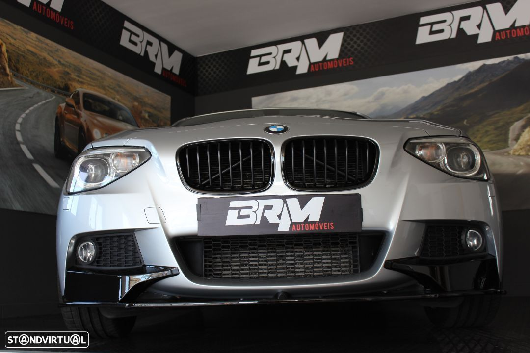 BMW 118 D PACK M PERFORMANCE - 14