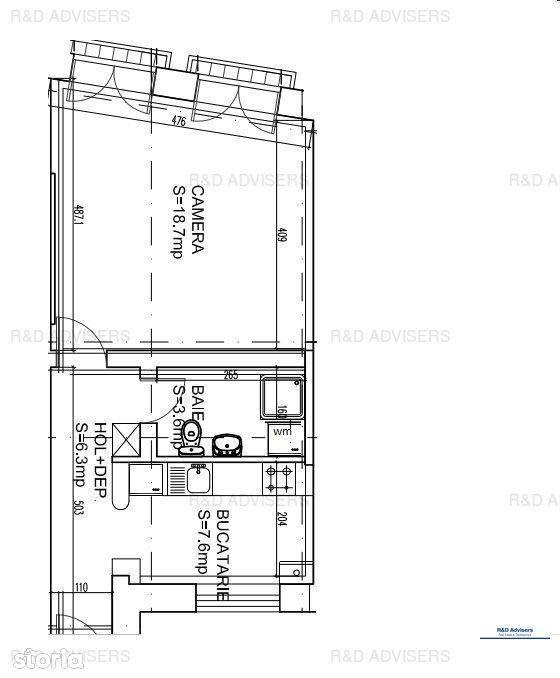 Apartament de vanzare, Bucuresti, Sectorul 4, Parcul Carol - Foto 1