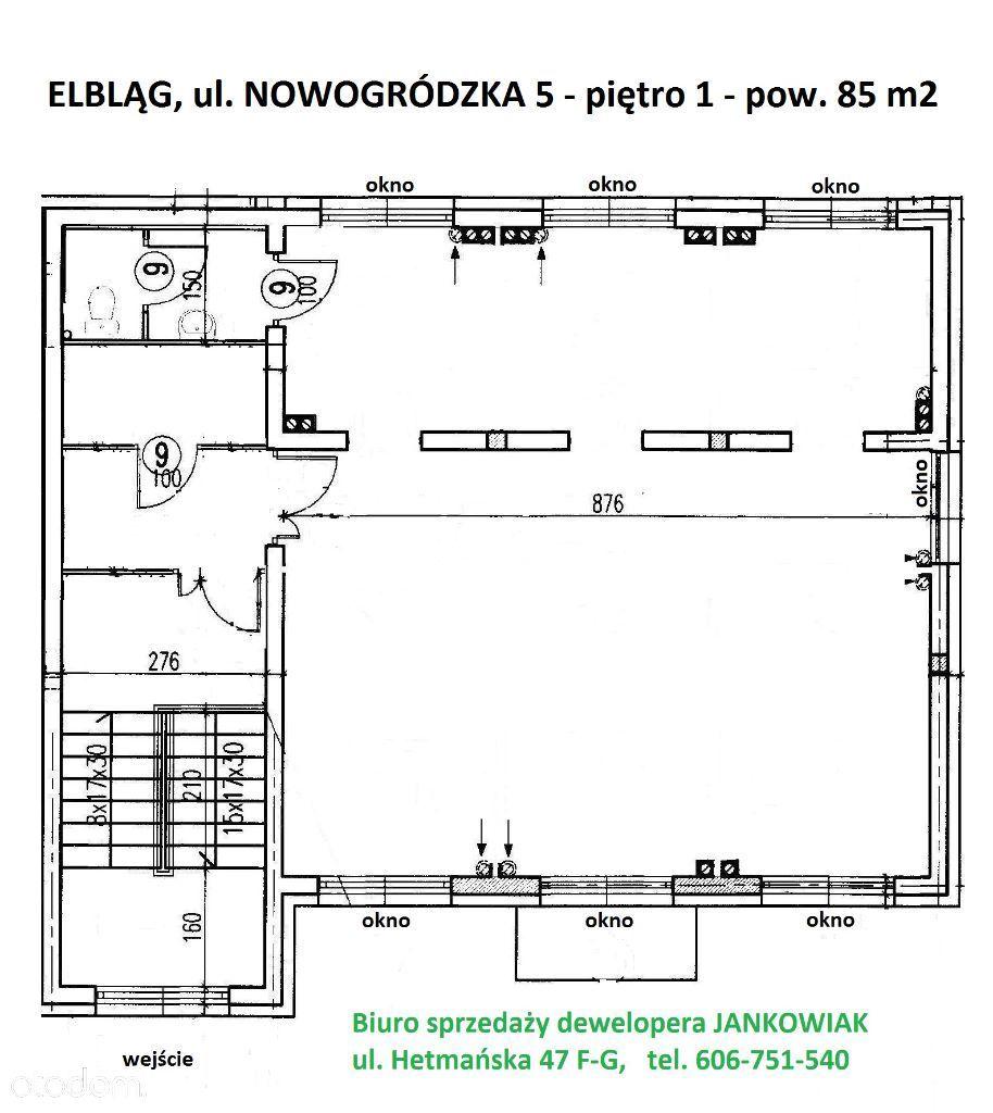 Inwestycja deweloperska, Elbląg, warmińsko-mazurskie - Foto 6