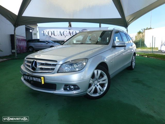 Mercedes-Benz C 200 CDI Station Avantgarde - 1