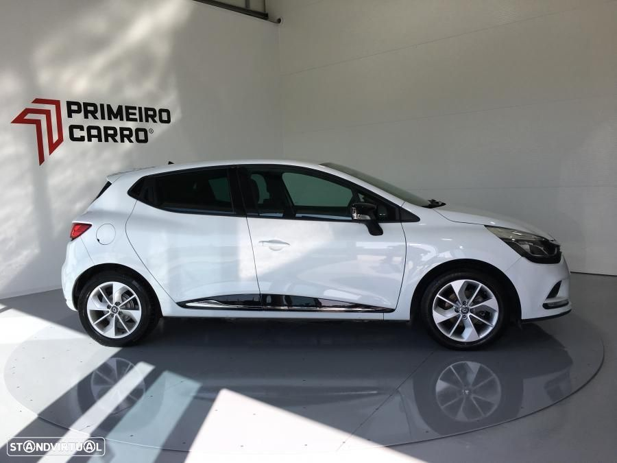 Renault Clio 0.9 TCe Limited GPS 90cv - 13