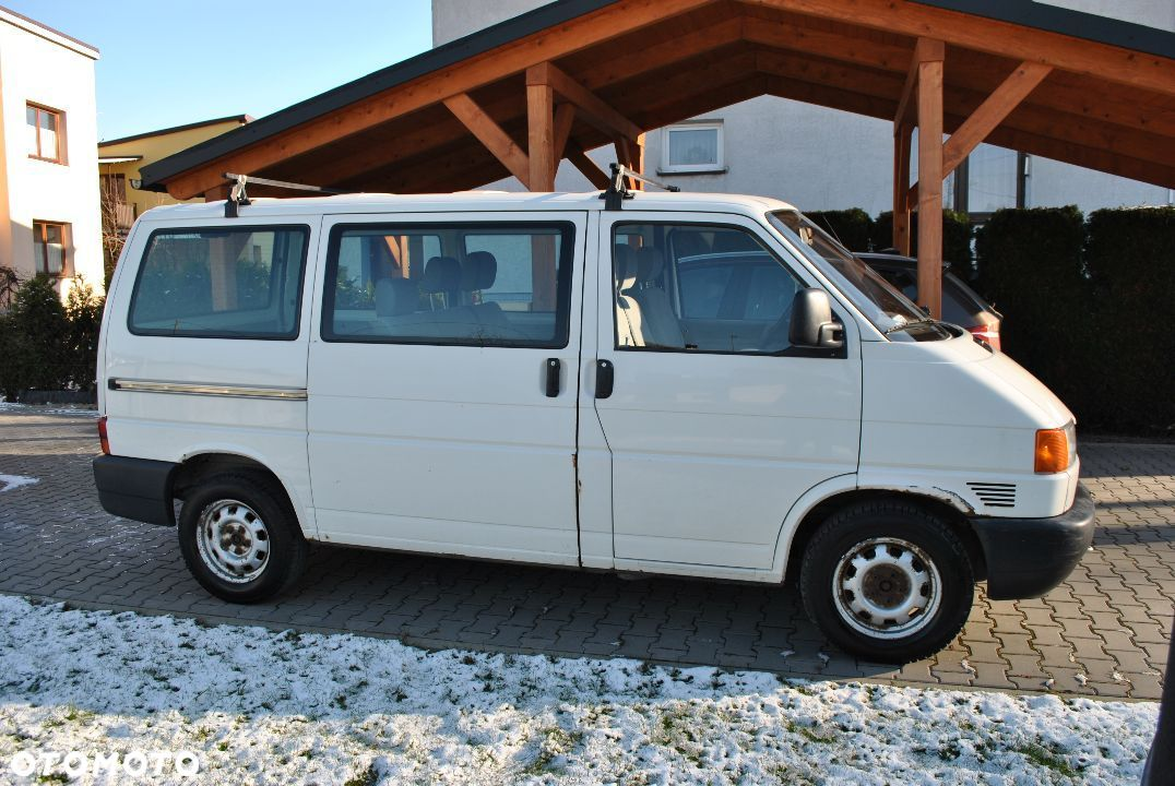 Volkswagen Transporter T4 2.5 TDI 9 osobowy - 16
