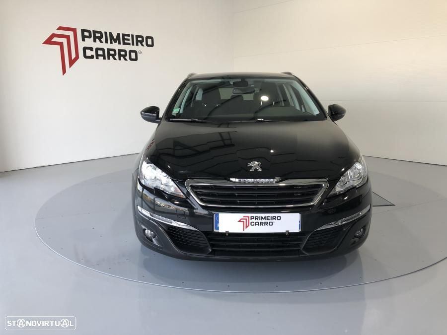Peugeot 308 SW 1.6 HDI Business Pack GPS 120cv - 10