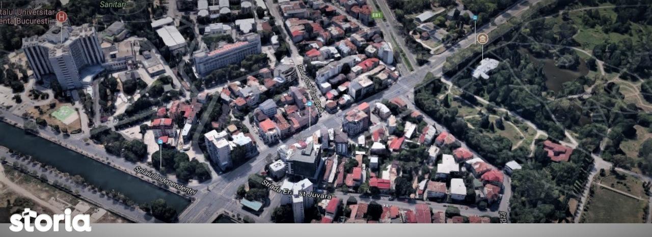 Birou de vanzare, București (judet), Intrarea Grozăvești - Foto 1