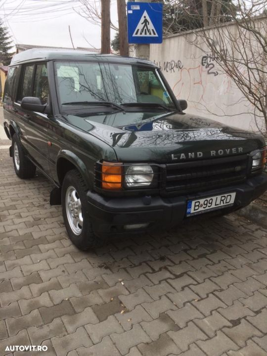 Land Rover Discovery - 4