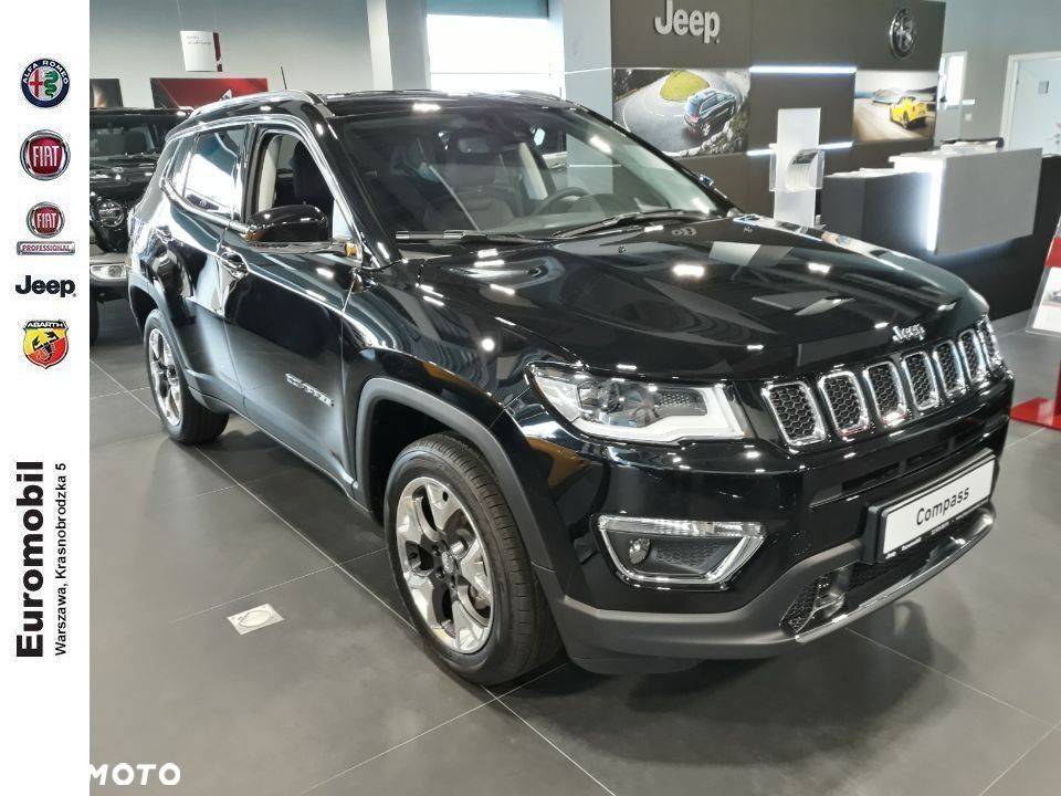 Jeep Compass , 2019r. Limited 1,4 170 KM 4x4 AT9 - 3