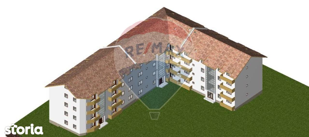 Apartament de vanzare, Sibiu, Hipodrom 3 - Foto 2
