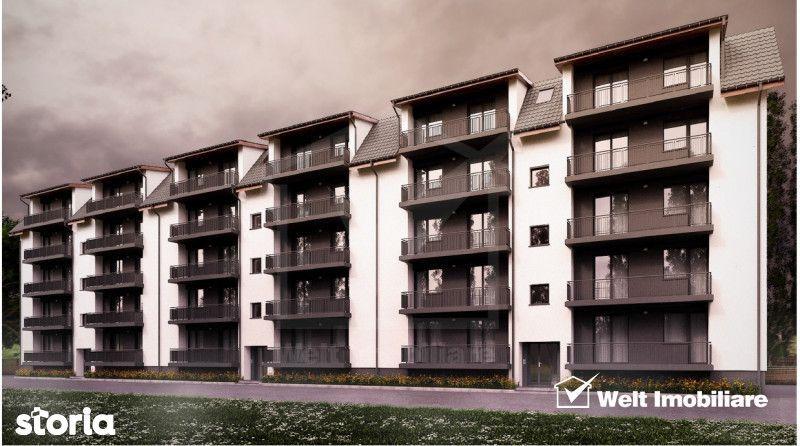 Apartament de vanzare, Cluj (judet), Suceagu - Foto 4