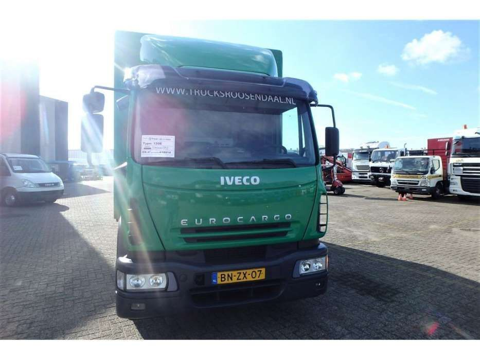 Iveco EuroCargo 120E18 + Manual + Lift - 16