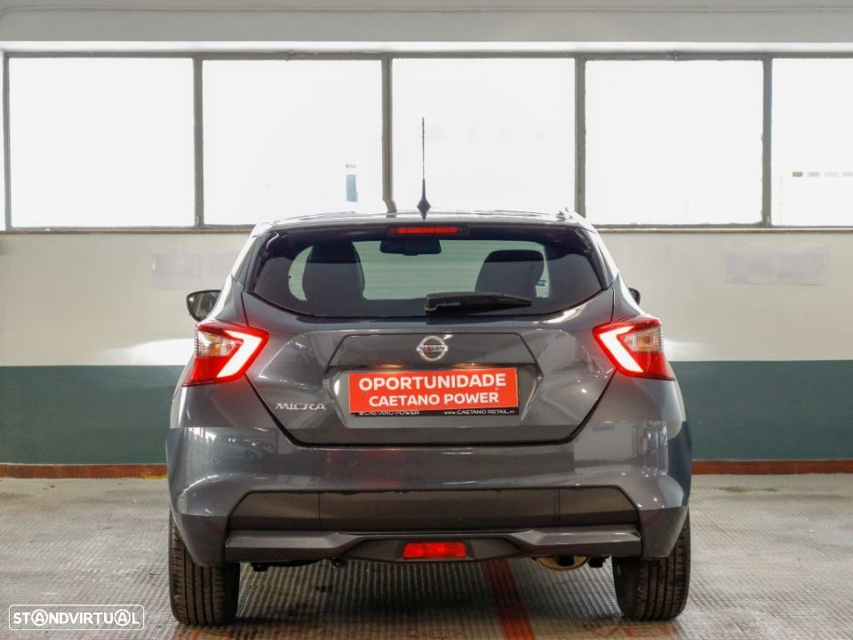 Nissan Micra 1.5dCi 66 kW (90 CV) S&S N-Connecta - 17