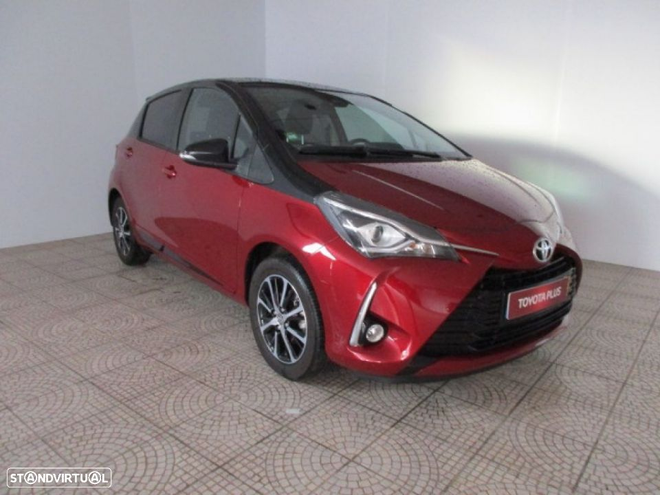 Toyota Yaris 1.0 5P SQUARE Collection - 3