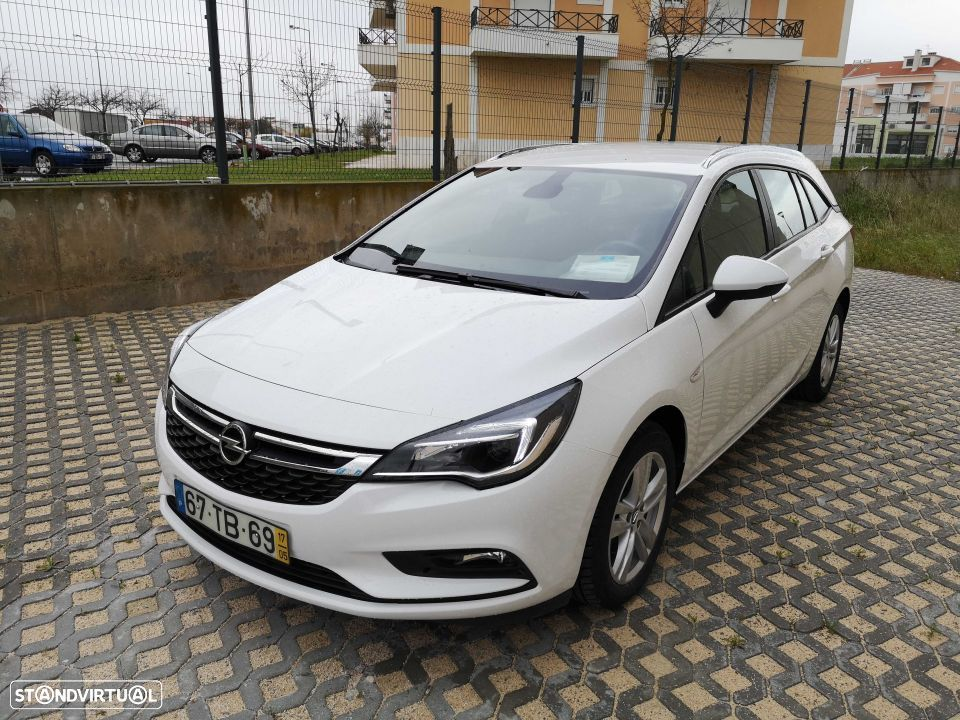 Opel Astra Sports Tourer (Astra ST 1.0 Edition S/S) - 1