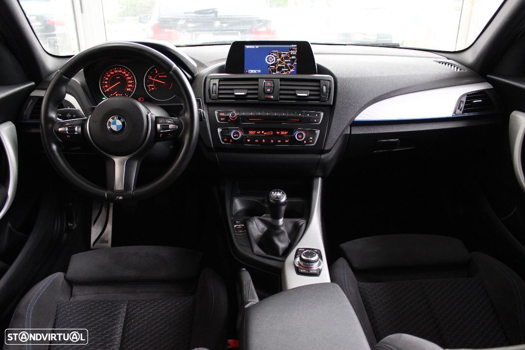 BMW 118 D PACK M PERFORMANCE - 7