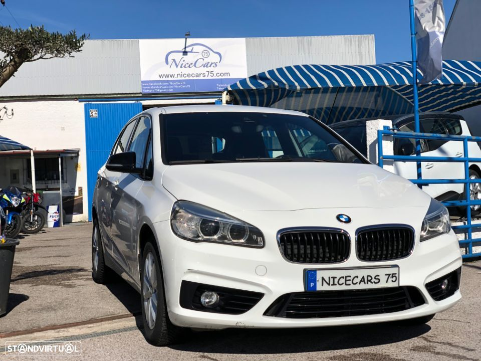 BMW 218 Active Tourer Line Sport 150cv - 34