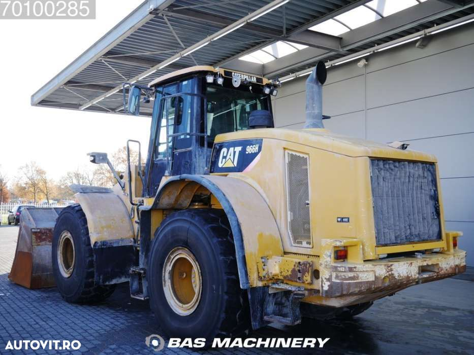 Caterpillar 966H Technical in good condition! - 2