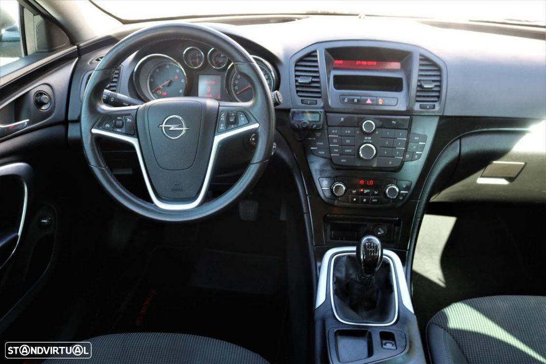 Opel Insignia Sports Tourer 2.0 CDTI - 20