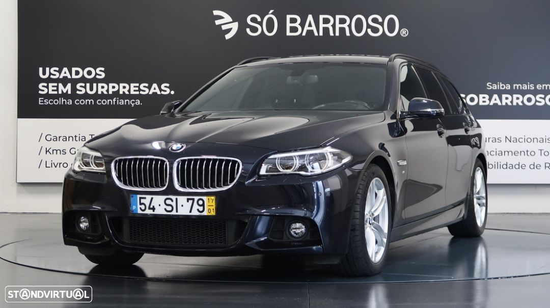 BMW 520 D Touring Pack M Auto - 1