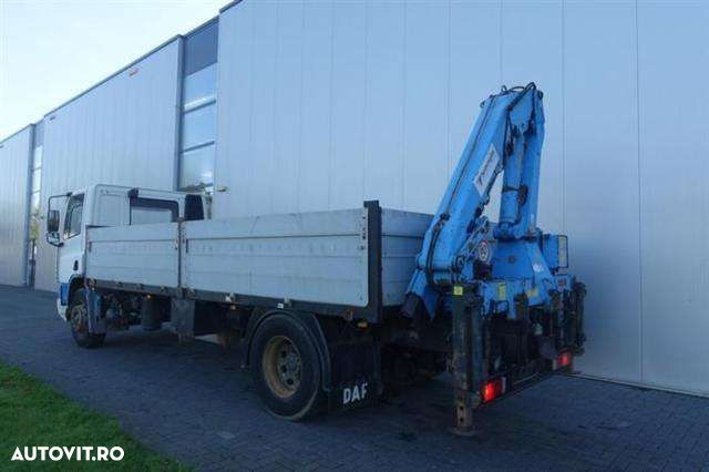 DAF CF75.270 4X2 MANUAL WITH ATLAS HLK105 - 3