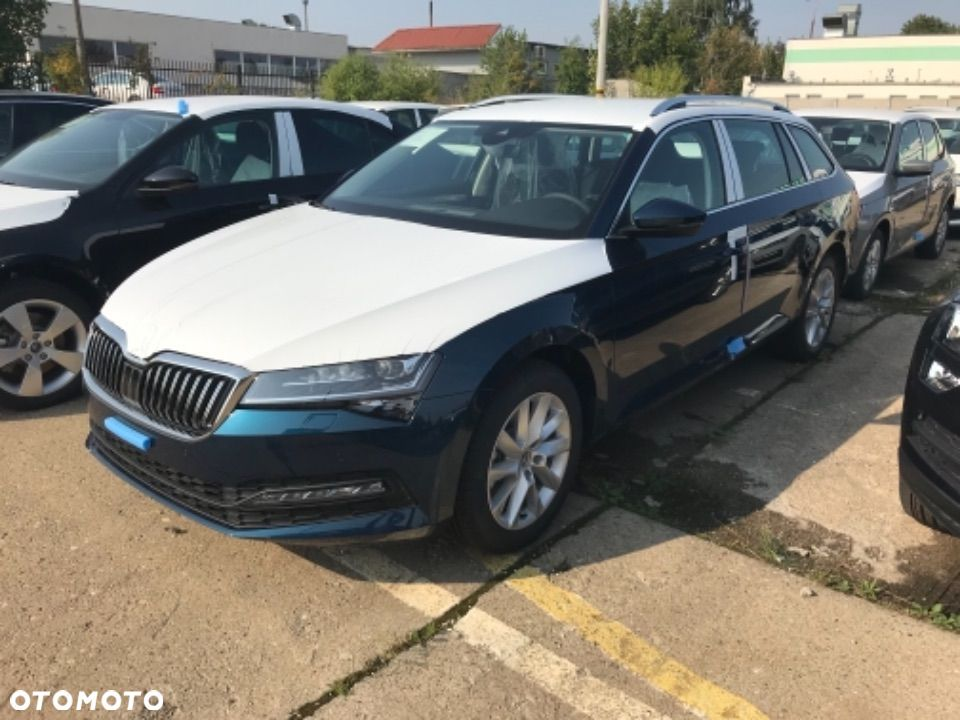 Škoda Superb Ambition 2.0 TDI 140 kW (190 KM) DSG - 1