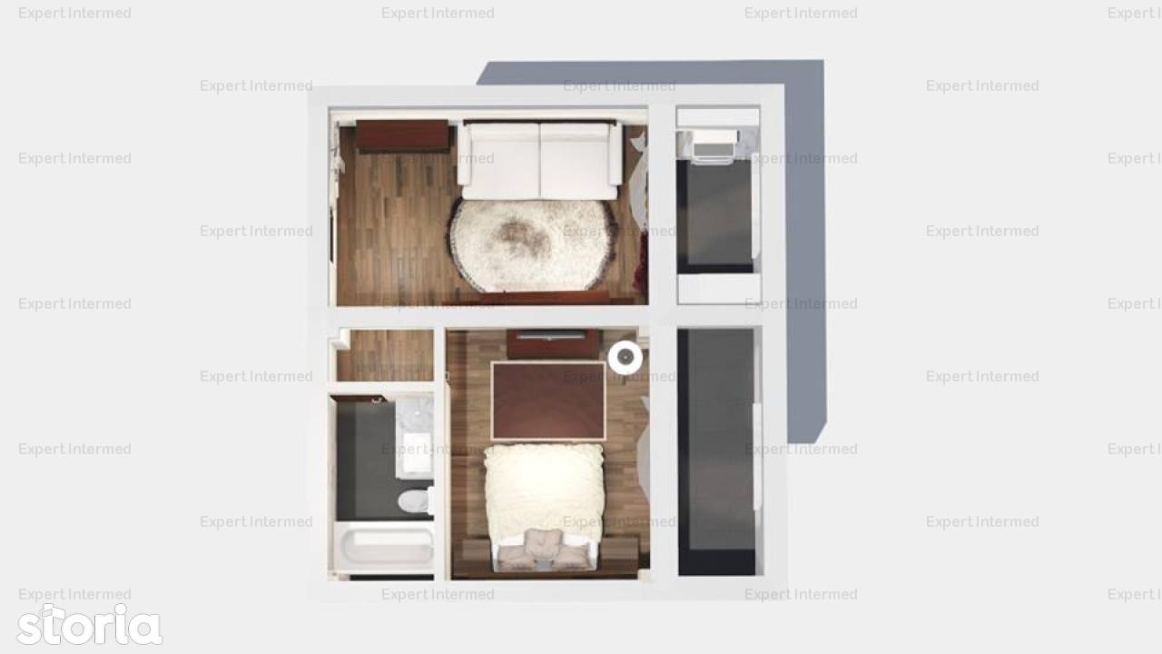 Apartament de vanzare, Iași (judet), Aleea Tudor Neculai - Foto 4