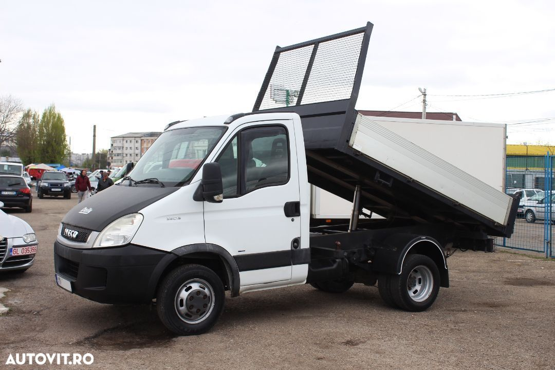 Iveco Daily 35C13 Basculabil - 1