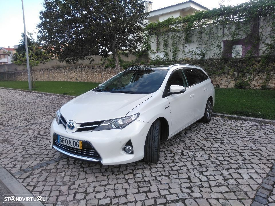 Toyota Auris Touring Sports SKY Navy - 2