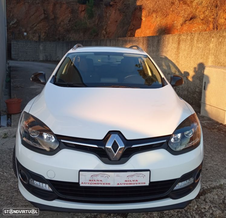 Renault Mégane 1.5 dCi Limited SS - 1