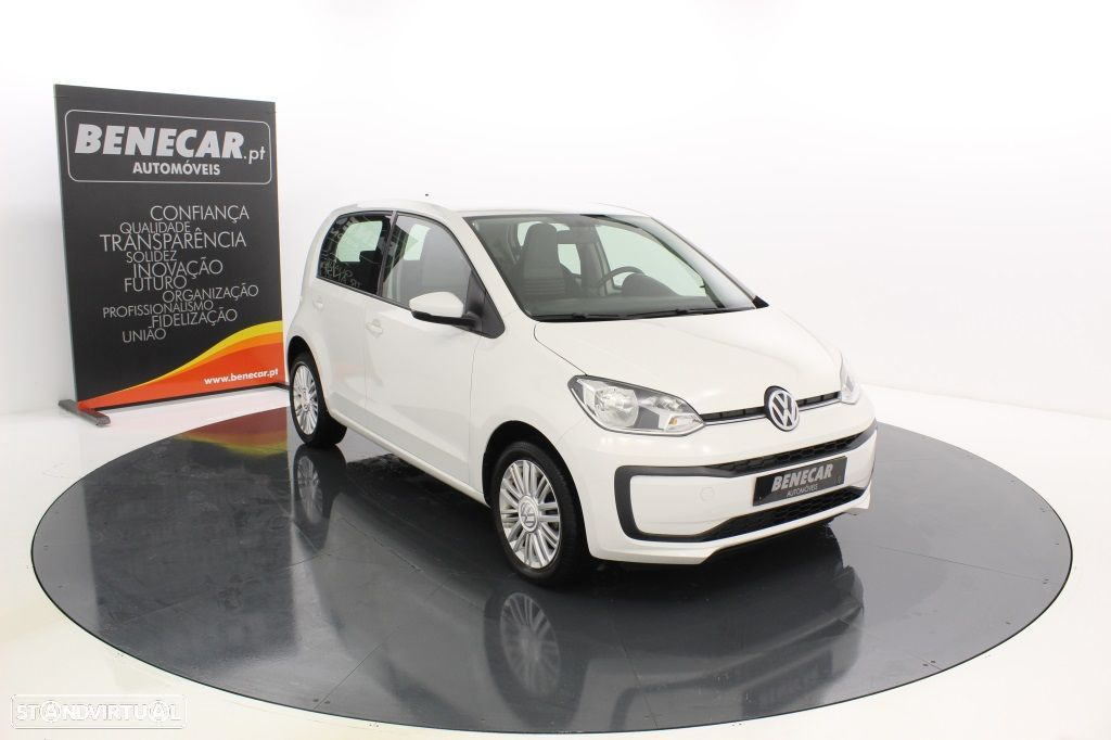 VW Up 1.0 Move Up! - 11