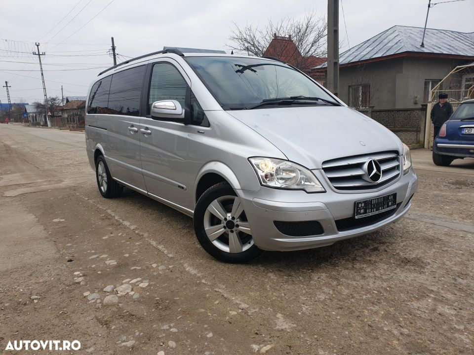 Mercedes-Benz Viano - 2