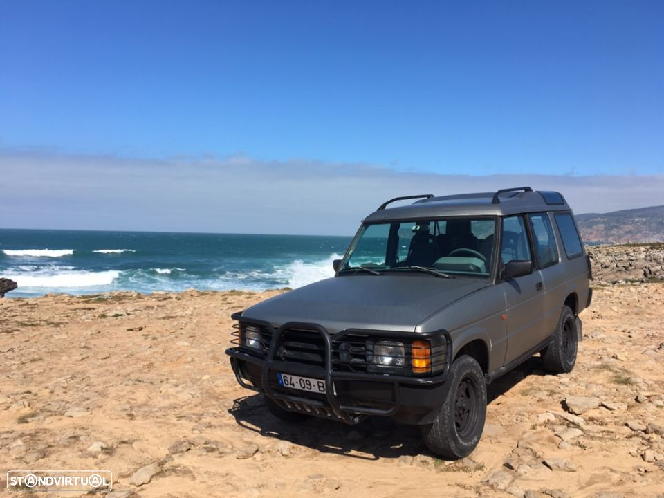 Land Rover Discovery 2.5 TDI - 2