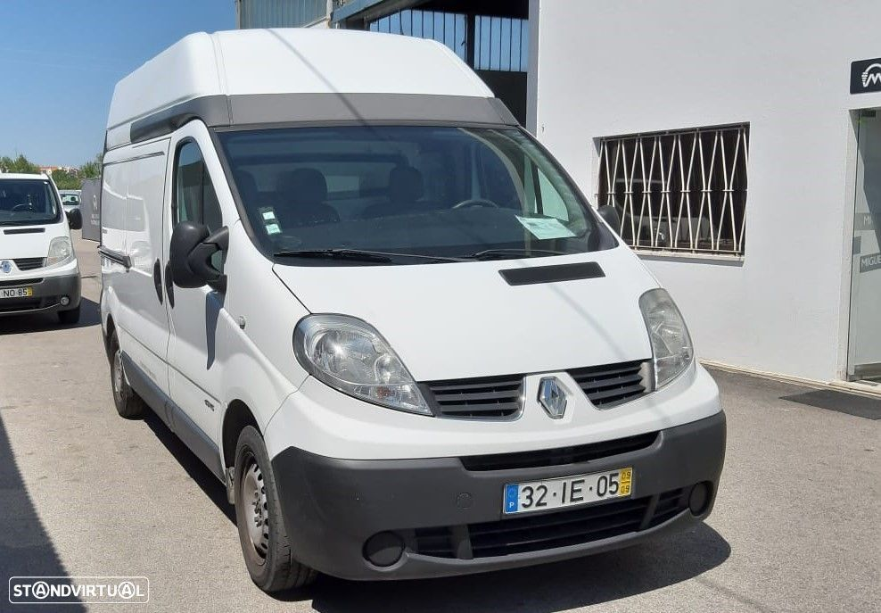 Renault TRAFIC 2.0 DCI - 4